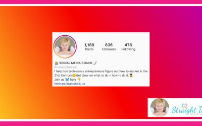 5 mistakes to avoid on your Instagram bio